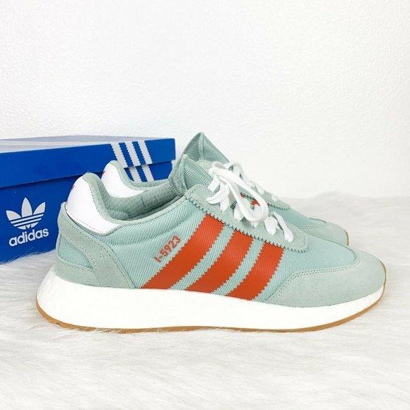 bahía músico Alcanzar  adidas Shoes | Adidas Mens 95 Original Teal Retro Runner Shoes | Poshmark